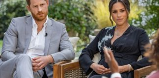 Oprah Winfrey interviewed Meghan Markle and Prince Harry