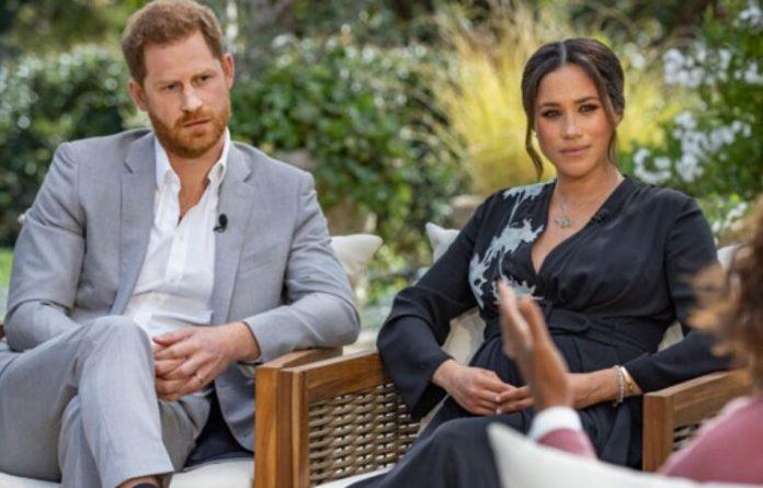 Oprah Winfrey interviewed Meghan Markle and Prince Harry