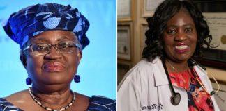 Ngozi Okonjo Iweala and her sister