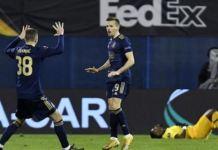 Tottenham crash out of europa league