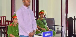 25 year old Nigerian sentenced to death by Vietnam for drug crimes