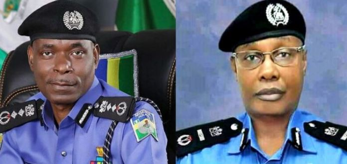 Adamu hands over to Acting IGP Baba