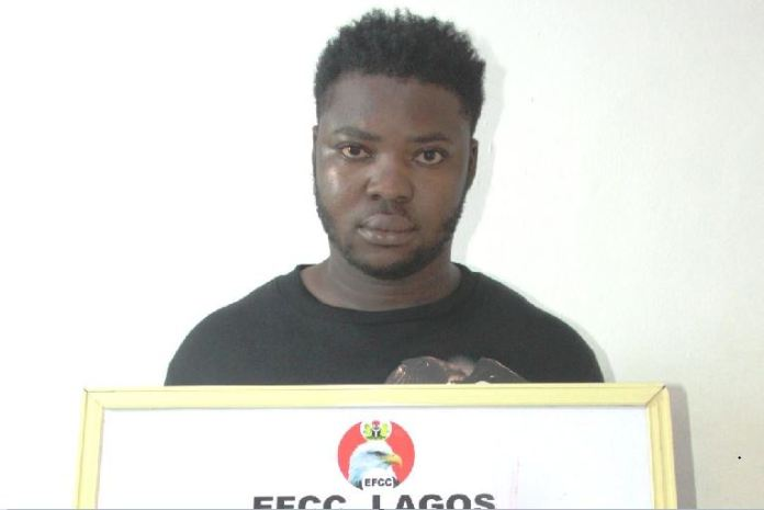 Adeshina Lukman has been arrested for $10,000 fraud