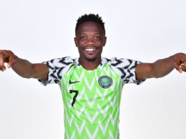 Ahmed Musa rejoins Kano Pillars until the end of the season