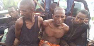 Amotekun, OPC arrest 11 suspected kidnappers