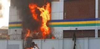Another Police station in Imo burnt down