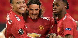 Man Utd outclass Granada to reach Europa last four