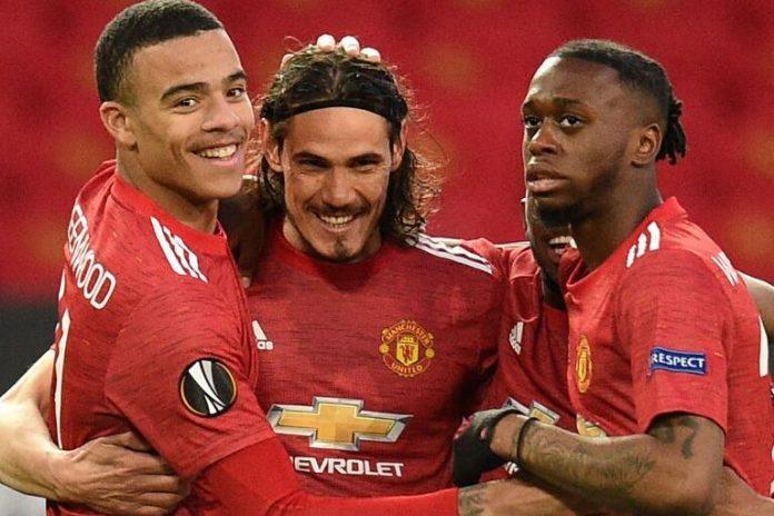 Man Utd thrash Roma 6-2 in Europa semi-final first leg