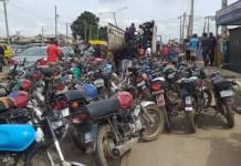 Transport union, Okada riders clash in Lagos
