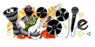 Google Doodle honors Oliver De Coque