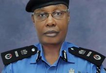 The acting Inspector General of Police, Usman Alkali Baba Police Trust Fund