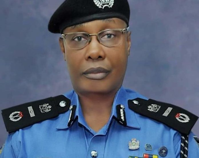 IGP Baba The acting Inspector General of Police, Usman Alkali Baba Police Trust Fund Abuja Jos
