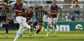 West Ham lose to Newcastle in five goal thriller Lingard