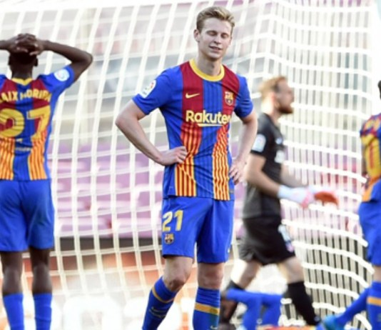 Barcelona settle for stalemate with Atletico
