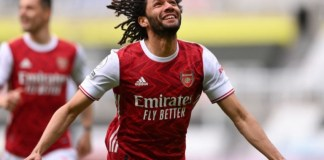Elnely stars as Arsenal beat Newcastle