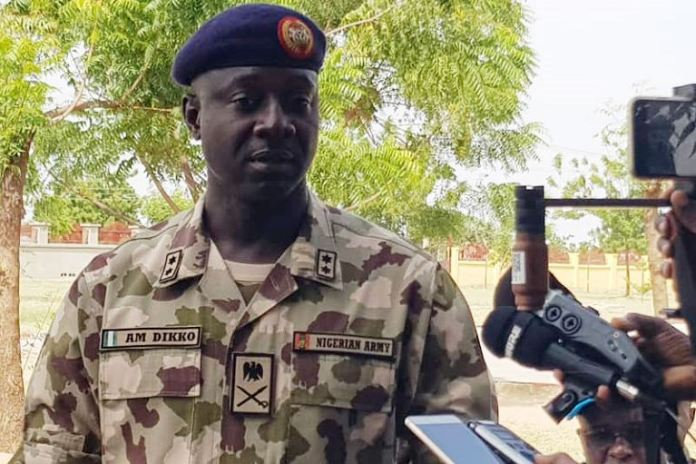 Major General AM Dikko (retd) has been appointed as the Pioneer Coordinator of National Centre for the Control of Small Arms and Light Weapons