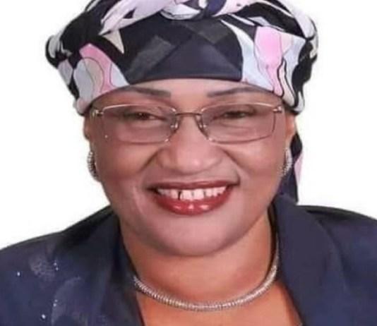 Ex-Minister Aisha Al-Hassan 'Mama Taraba' dies