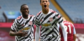 Manchester united stage comeback against Villa