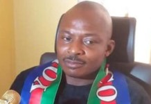 Mr Peter Igbifa, President of Ijaw Youths Council (IYC)