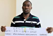 Udochukwu Ugochukwu Simeon arrested for cloning EFCC email address