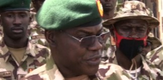 Chief Of Army Staff, Major-General Farouk Yahaya