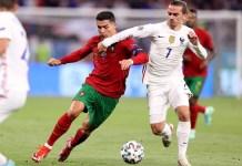 Euro Portugal Ronaldo Griezmann