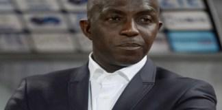 Former Super Eagles coach, Samson Siasia