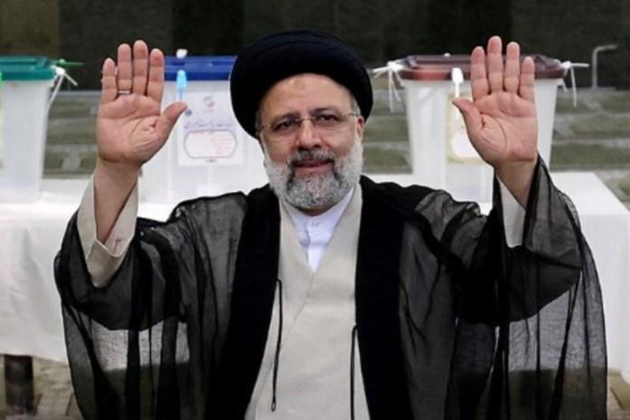 Iran's President Ebrahim Raisi