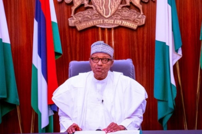 President Muhammadu Buhari MDAs NDA
