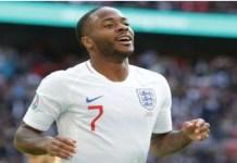 Raheem Sterling scores as England beats Croatia