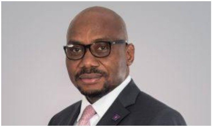 The acting Managing Director of Polaris Bank, Innocent Ike