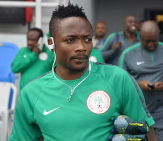 Ahmed Musa has left Kano Pillars and is set to sign for Turkish side, Fatih Karagumruk