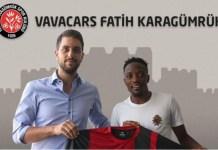 Ahmed Musa joins Turkish club, Fatih Karagumruk