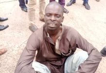 Bello Galadima arrested by NSCDC in Sokoto State