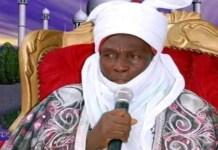 Emir of Kajuru, Adamu Kajuru