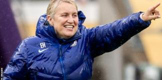 Emma Hayes has won 10 titles since joining Chelsea