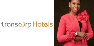 Mrs. Dupe Olusola, Managing Director, Chief Executive Officer of Transcorp Hotels Plc