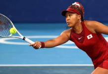 Naomi Osaka had won 26 of her previous 27 matches on a hard court