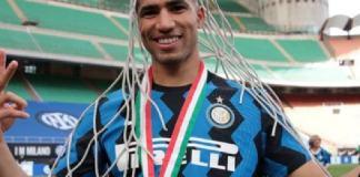 Hakimi was a key member of Inter Milan's Serie A-winning side last season
