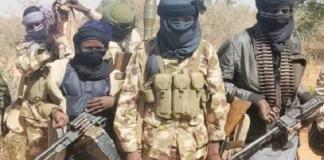Bandits Boko Haram Gunmen