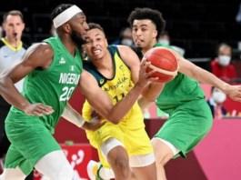 Tokyo 2020 Olympics Nigeria basketball team
