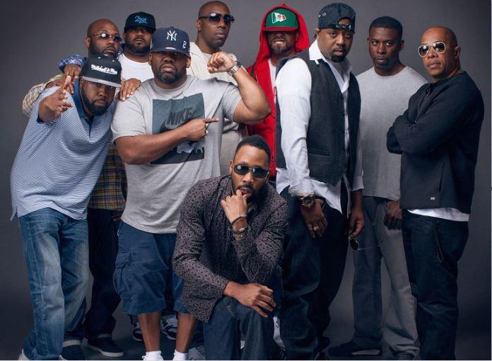 Wu-Tang Clan original members are RZA, GZA, Ol' Dirty Bastard, Method Man, Raekwon, Ghostface Killah, Inspectah Deck, U-God, and Masta Killa