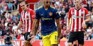 Greenwood secured a point for Man Utd