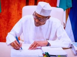 President Muhammadu Buhari has appointed George Abbah Ekpungu as EFCC Secretary