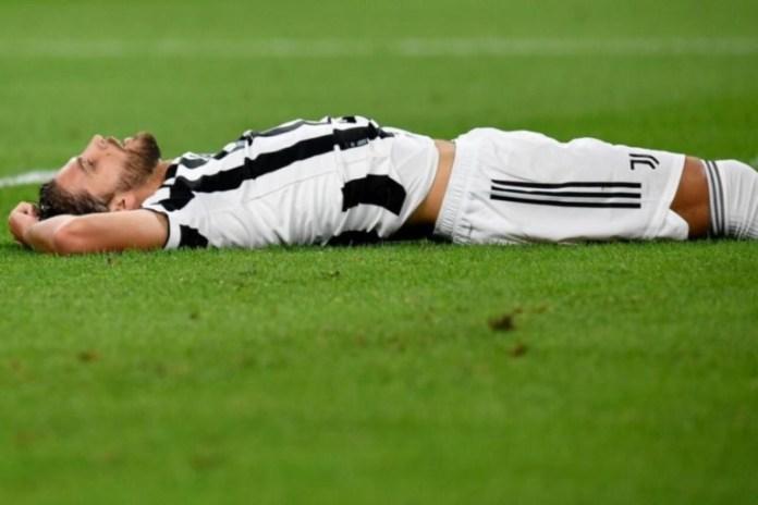 Juventus lose to Empoli