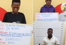 LAUTECH and KWASU undergraduates arrested for cybercrime in Ilorin