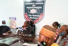 Nigeria Union of Pensioners