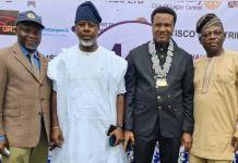President of Rotary Club of Lagos Central, Rotarian Rotimi Okafor Esq