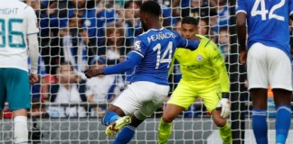 Iheanacho converted the penalty to hand leicester the win