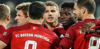 Bayern Munich remain unbeaten in their last 5 league games